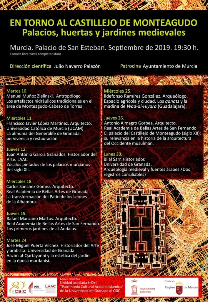 Programa ciclio conferencias
